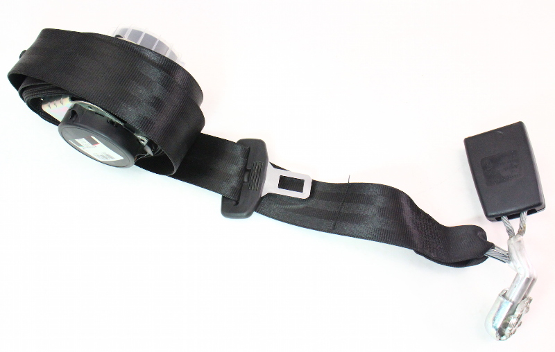 Center Rear Seat Belt 06-09 VW Rabbit Golf GTI Mk5 - Seatbelt - 1K6 857 807 P
