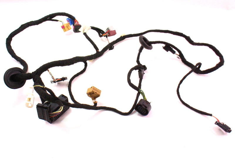cp041156 lh front door wiring harness 99 05 jetta golf mk4 genuine 1j0 971 120 md 3 eurovan wiring harness driver door diagram wiring diagrams for 2006 vw jetta driver's side door wiring harness at n-0.co