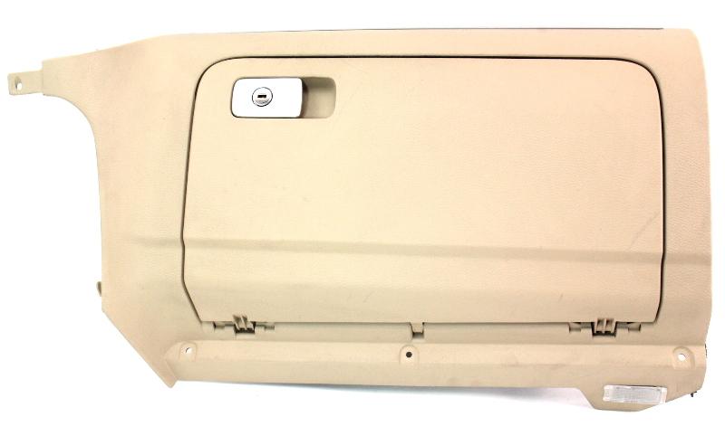 Glovebox Glove Box Compartment 05-10 VW Jetta Golf GTI Rabbit MK5 - Beige