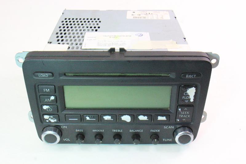 Premium 7 Radio CD Player 05-10 VW Jetta Rabbit GTI MK5 Passat B6 1K0 035 180