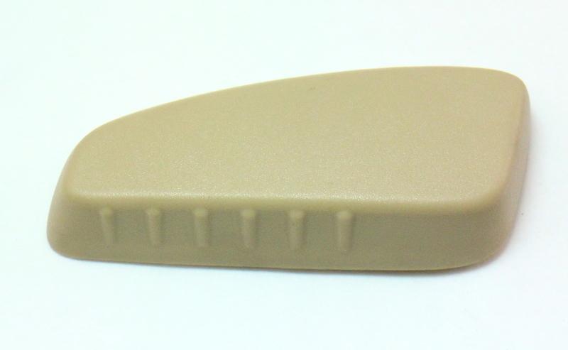 RH Front Seat Fold Handle Switch 05-10 VW Jetta Rabbit MK5 - Beige - 1K0 881 606