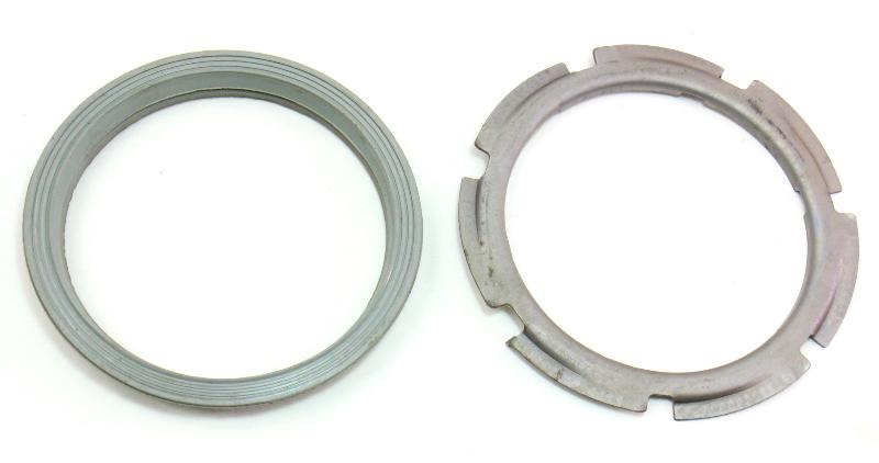 Fuel Pump Lock Ring & Seal 05-10 VW Jetta MK5 TDI Diesel - 1K0 201 375