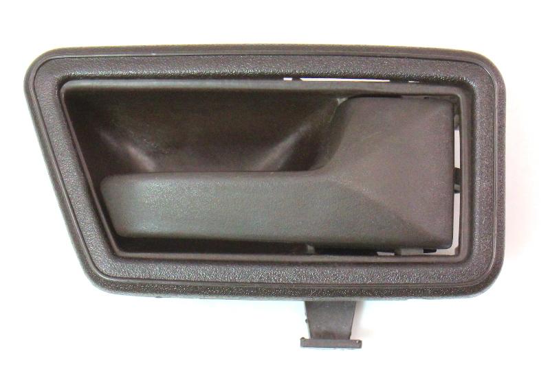 RH Interior Door Handle 85-92 VW Jetta Golf GTI MK2 - Brown - 321 837 236 A