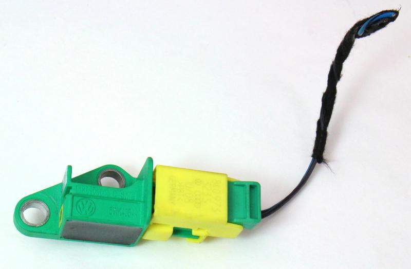 Side Impact Crash Sensor Rear 05-10 VW GTI Rabbit Mk5 Audi A4 - 1K0 909 606 C