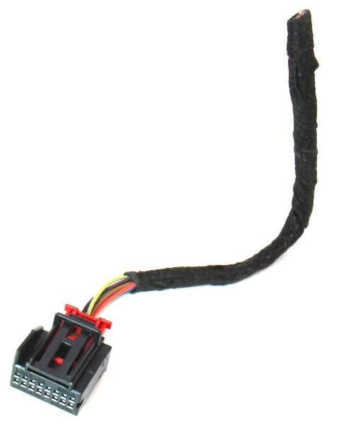 ignition wiring harness pigtail plug 09 12 audi a4 b8 genuine rh ebay com GM Wiring Harness Connectors pigtail wiring harness diagram