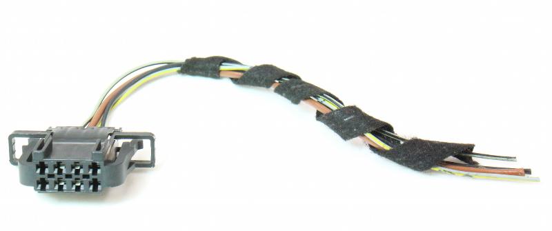 tail light lamp wiring harness pigtail plug 09 12 audi a4 b8 3b0 rh ebay com