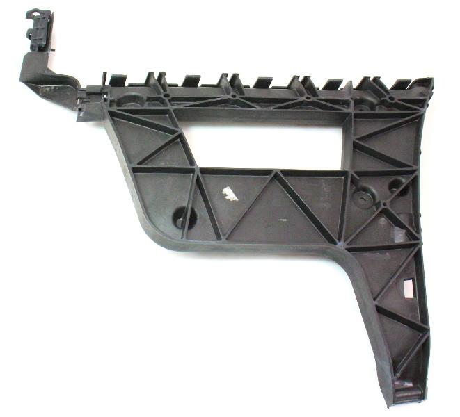 RH Rear Bumper Mount Bracket 09-16 Audi A4 S4 B8 - Genuine - 8K5 807 454