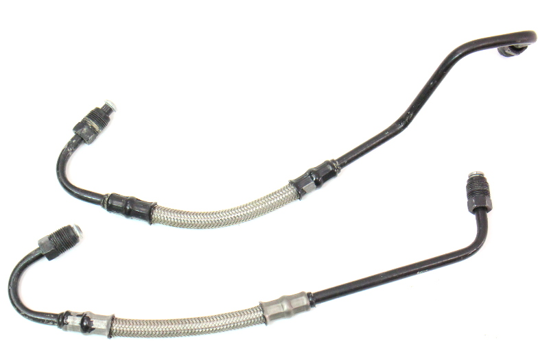 ABS Brake Pump Braided Lines 02-05 VW Jetta Golf R32 GTI 24V VR6 BDF - Genuine