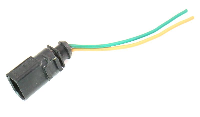 AC A/C Compressor Plug Pigtail 00-05 VW Jetta Golf GTI MK4 Beetle Audi TT -
