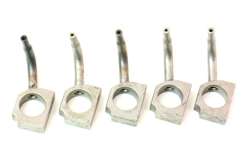 Piston Oil Squirters & Bolts 05-10 VW Jetta Rabbit Golf MK5 Beetle - 2.5 5 Cylinder