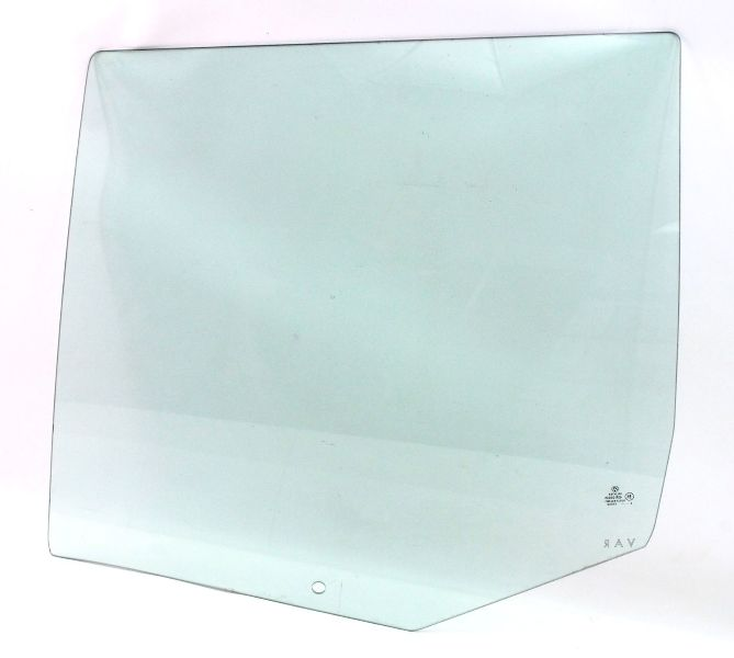 LH Rear Door Window Glass 01-05 VW Jetta Wagon MK4 - Genuine