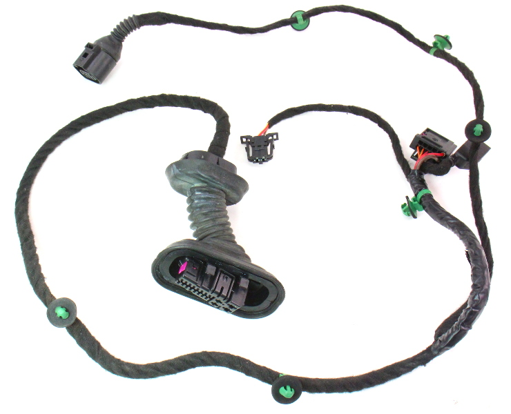 RH Rear Door Wiring Harness 05-08 Audi A4 S4 B7 - Genuine | eBay | Audi A4 Wiring Harness |  | eBay