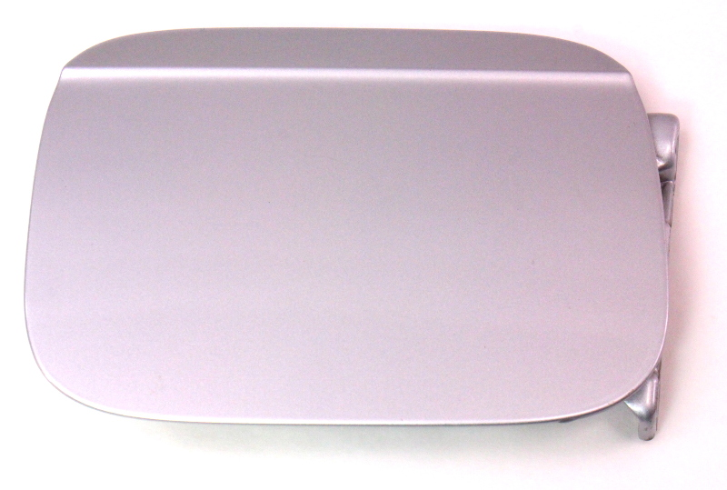 Gas Fuel Door Lid Cover 05-08 Audi A4 S4 B7 - LY7W Light Silver Metallic