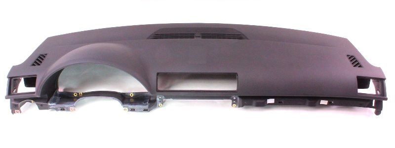 Black Dashboard Dash Board 05-08 Audi A4 S4 B7 - Genuine - 8E1 857 003 F