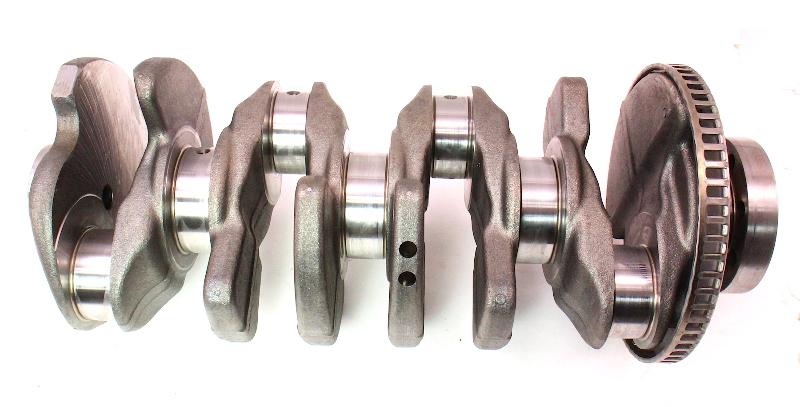 Crank Shaft Crankshaft 09-12 Audi A4 A5 B8 2.0T CAEB ~ Genuine