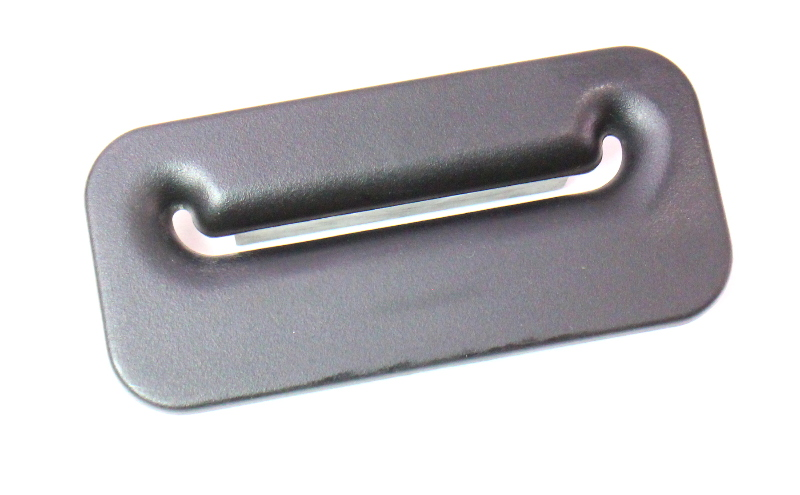Rear Seat Belt Guide Cover Trim 95-02 VW Cabrio MK3 - Genuine - 1E0 868 529