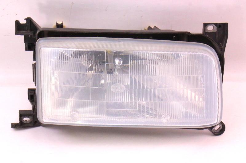 RH Headlight Head Light Lamp Assembly 90-94 VW Passat B3 - Genuine
