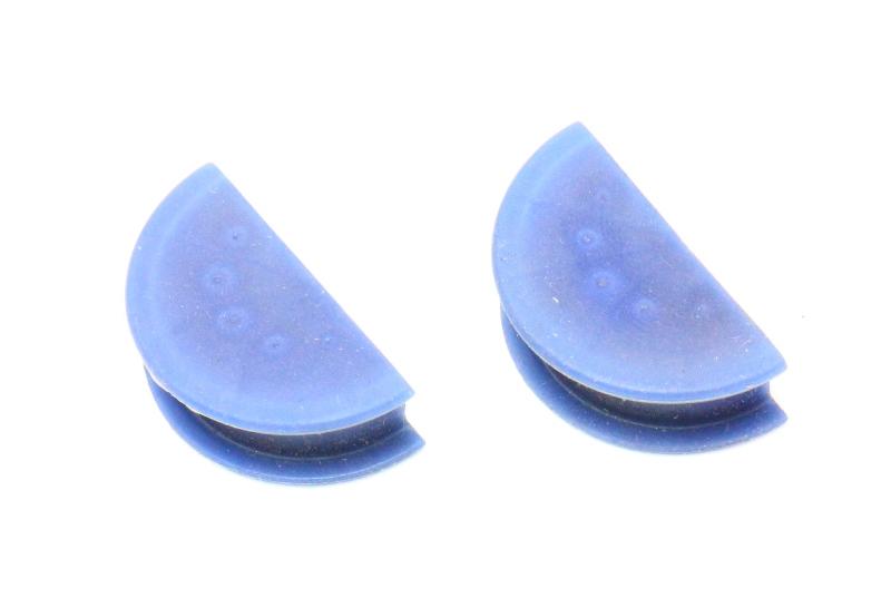 Valve Cover Half Moon Circle Plug Seal 85-99 VW Jetta Golf - 049 103 491