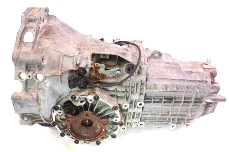 manual transmission   vw passat  audi   dvz code  miles ebay