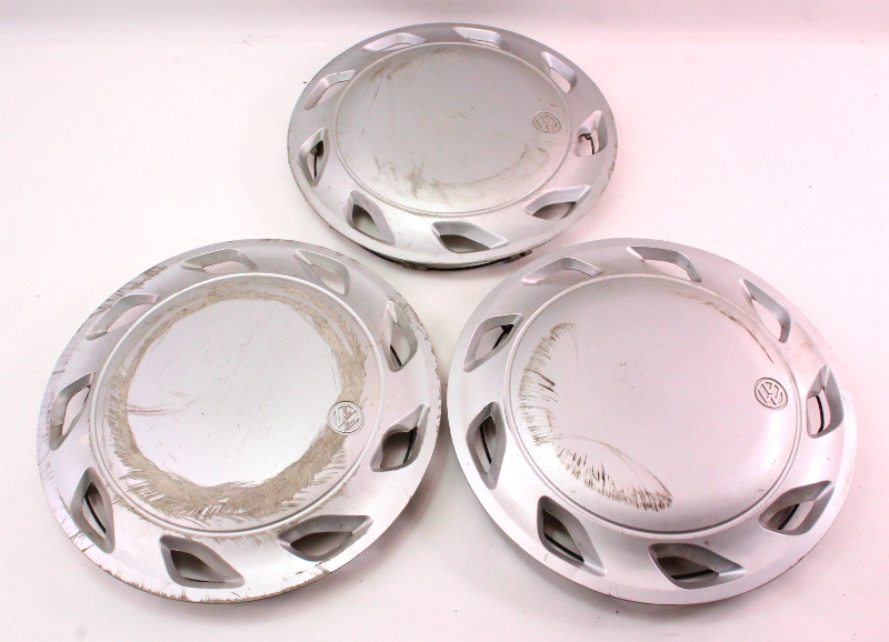 """Genuine Hub Cap Wheel Covers 13"""" 87-93 VW Fox - 305 601 148.3"""