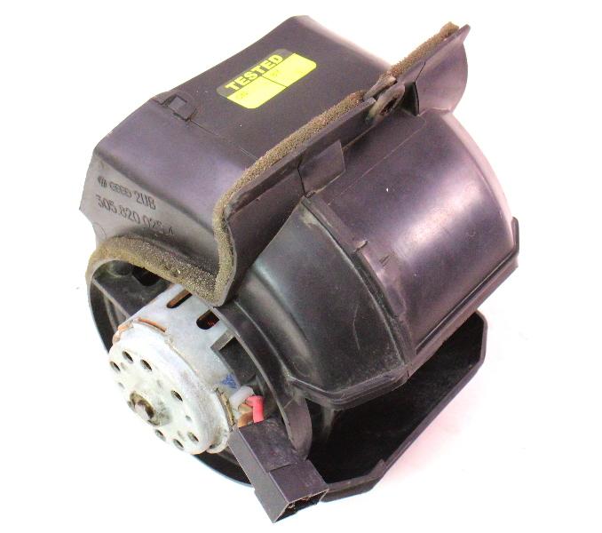Fan Blower Motor HVAC Heater 87-93 VW Fox - Genuine - 305 820 025 4