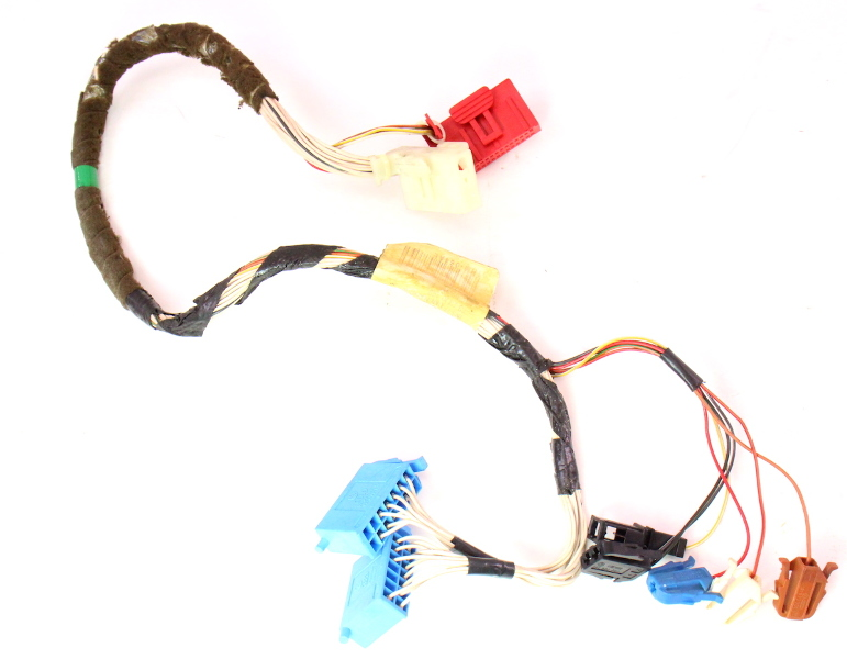 Details about Gauge Instrument Cluster Wiring Harness VW Jetta Golf on