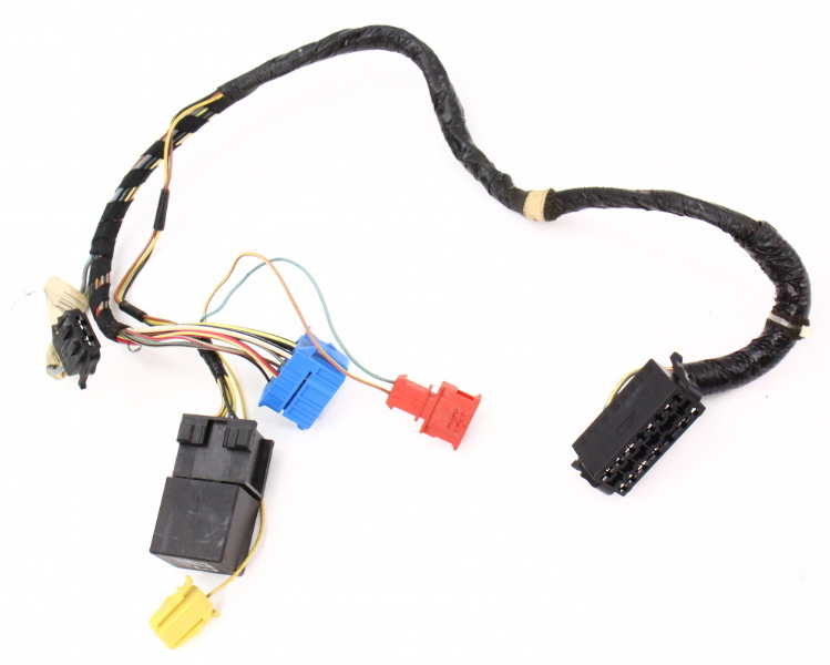Headlight Switch Wiring Harness Vw Jetta Golf Gti Cabrio Mk3 1hm Rhebay: Vw Jetta Headlight Wiring Harness At Gmaili.net