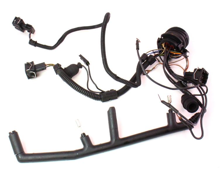 vw coil wiring mk 3 engine wiring harness 97-99 vw jetta golf mk3 1.9 tdi ahu ... #3