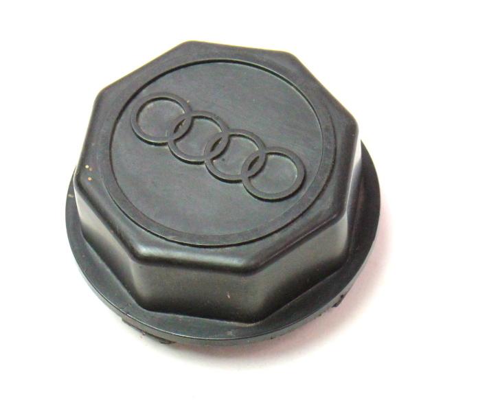 Center Hub Wheel Caps 52mm 83-88 Audi 5000 - Genuine - 841 601 165