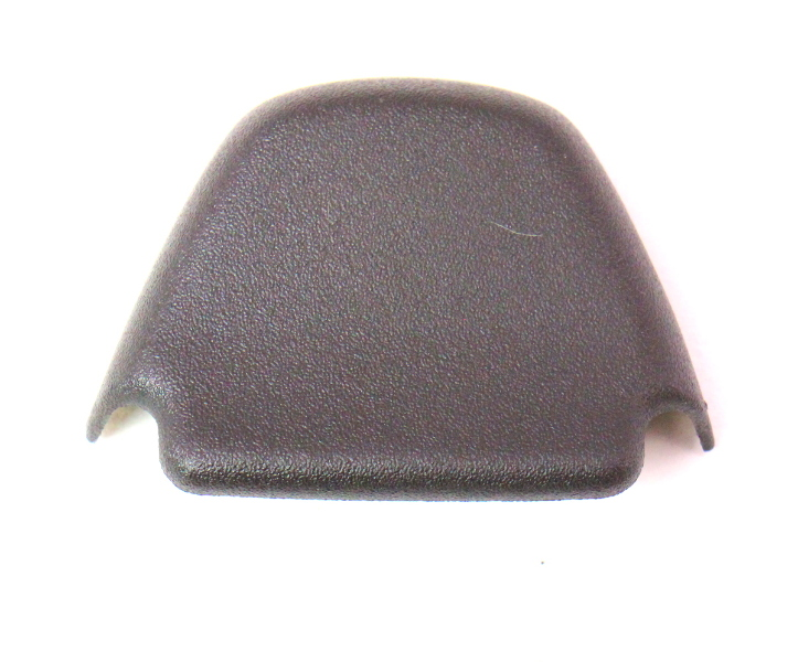 Seat Belt Anchor Trim Cap VW Jetta Golf MK2 Vanagon T3 Black - 165 857 719