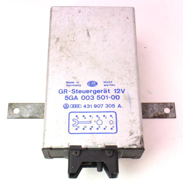 Cruise Control Module Computer 79-82 Audi 5000 - 431 907 305 A