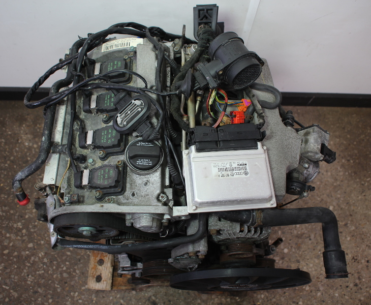 1.8T AEB Engine Motor Swap Wiring ECU VW Jetta Golf GTI ...