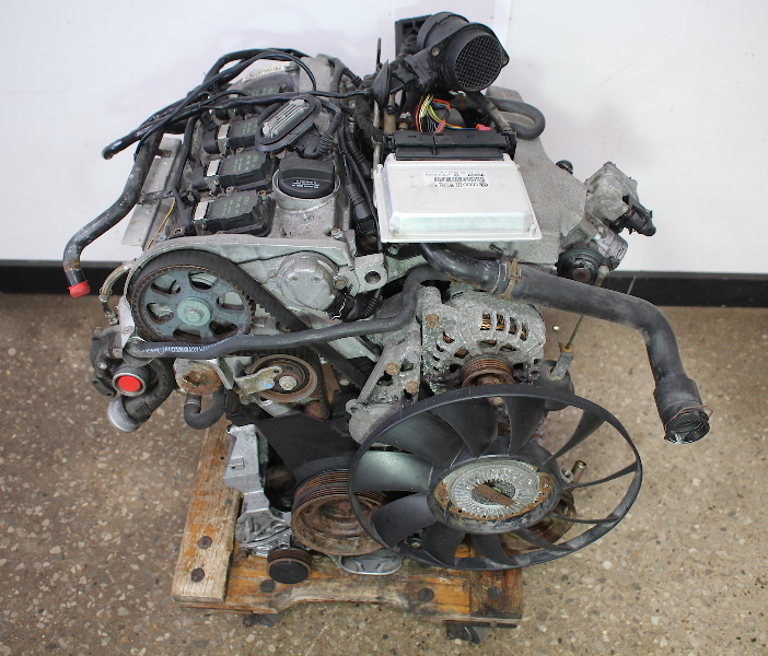 Vw Motor Swap Kits: 1.8T AEB Engine Motor Swap Wiring ECU VW Jetta Golf GTI