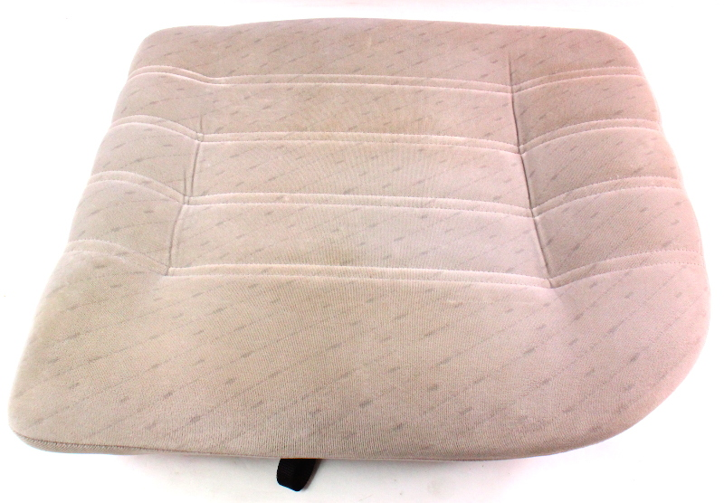 LH Rear Back Seat Cushion & Cover 93-99 VW Jetta Golf MK3 - Genuine