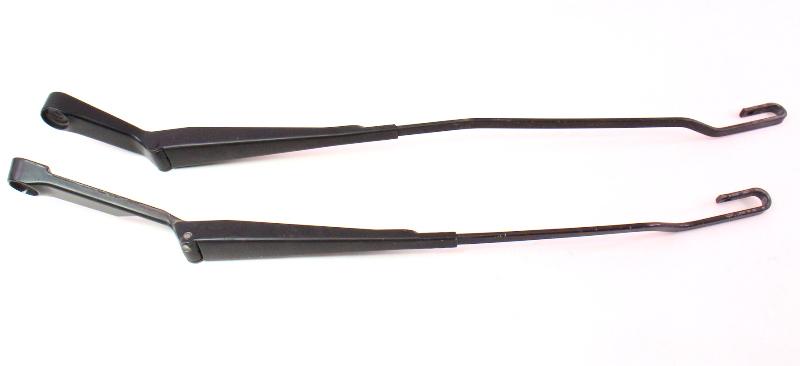 Windshield Wiper Arm Set 93-99 VW Jetta Golf GTI Cabrio Mk3 1H1 955 410 B 409 C