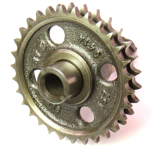 Camshaft Intermediate Sprocket 84-85 Mercedes 500 SEC SEL M117.693 116 157 04 14
