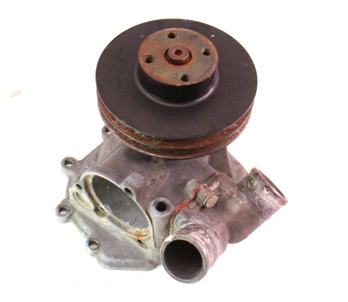 Water Pump 84-85 Mercedes 500 SEC SEL W126 M117.693 - 117 201 07 01