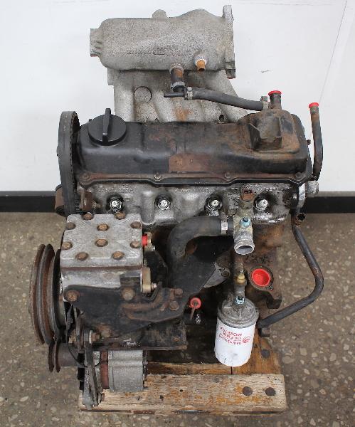 Vw Air Cooled Engine Codes List: 1.8 8V Engine Motor Long Block