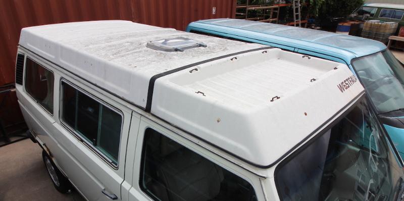Details about Westfalia Camper Van Pop Top Roof Conversion 80-91 VW Vanagon  T3 - Iowa Pickup