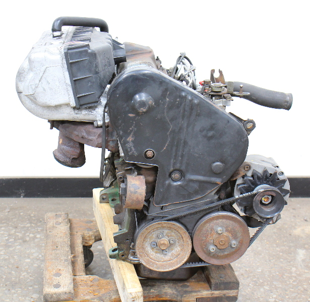 Vw Air Cooled Engine Codes List: Completo 1.6 Diesel Motor 81-84 VW Jetta Caddy De Recogida
