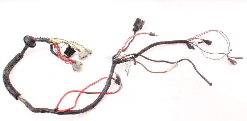 cp045150 engine wiring harness 80 84 vw rabbit pickup mk1 diesel genuine engine wiring harness 80 84 vw rabbit pickup mk1 diesel genuine vw mk1 wiring harness at webbmarketing.co