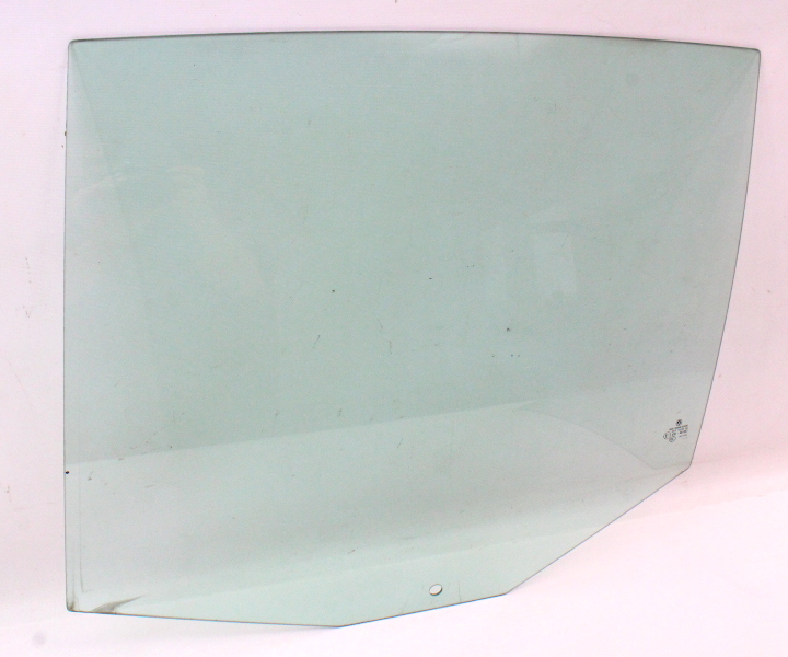 LH Rear Door Window Side Exterior Glass 09-14 VW Jetta Sportwagen MK5 - Genuine