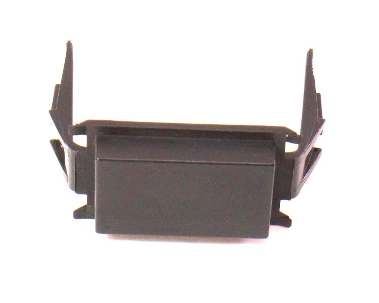 Dash Blank Dummy Switch Panel 80-91 VW Vanagon T3 Rabbit MK1 ~ 133 957 087