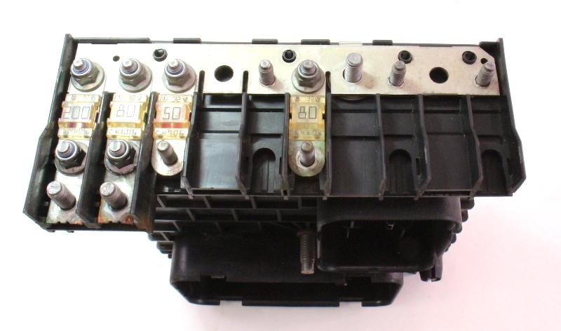 Fuse Relay Block VW Jetta GTI MK5 2.0T Under Hood Engine Bay Box 1K0 937 124 P