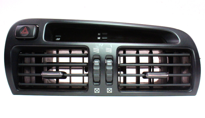 Center Dash Vent Clock Hazard 98-05 Lexus GS300 - 55660-30350