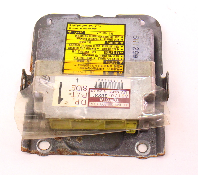 Air Bag Module Computer 98-00 Lexus GS300 2JZ - Genuine - 89170-30231