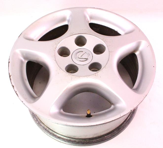 """16"""" Alloy  Aluminum Wheel Rim 98-00 Lexus GS300 GS400 - Genuine"""