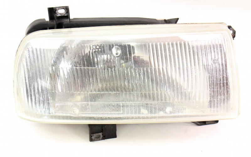 RH Headlight 93-99 VW Jetta MK3 Hella Head Light Lamp - Genuine - 301 962 104