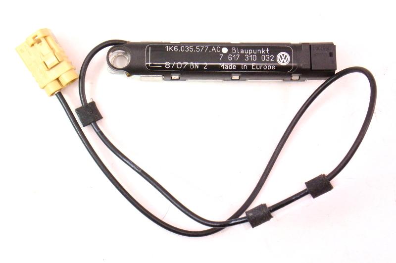 Radio Antenna Booster 06-09 VW Rabbit Golf GTI MK5 Genuine - 1K6 035 577 AC