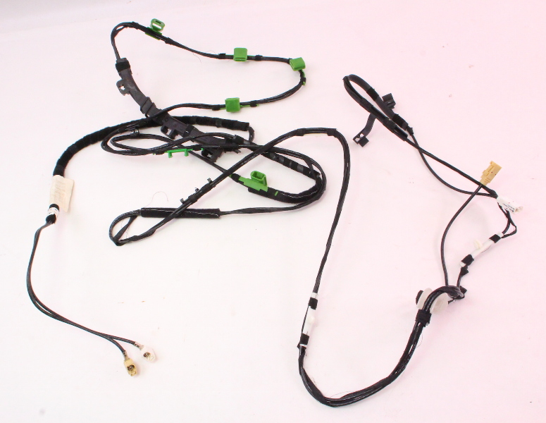 roof antenna sat radio wiring harness vw 06 09 rabbit gti mk5 1k0 rh ebay com 2007 vw rabbit wiring harness 2008 rabbit wiring harness
